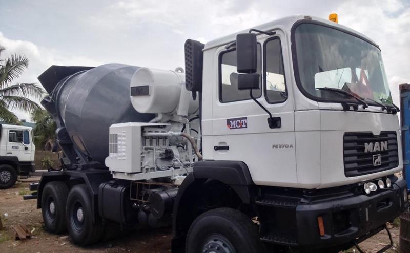 Construction Equipment Leasing - MC&T